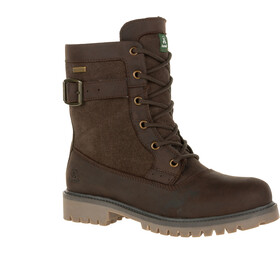 Kamik Rogue Mid Buty Kobiety, dark brown